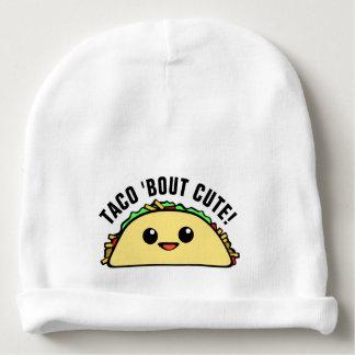 Leuke de Periode van de taco Baby Mutsje