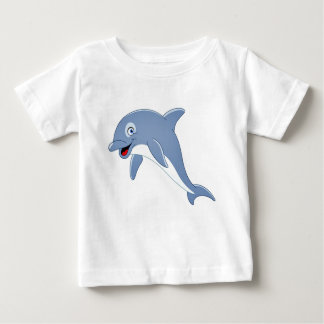 Leuke Dolfijn Baby T Shirts