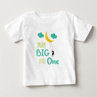 Leuke Droom Grote Kleine Toenemende Maan Baby T Shirts