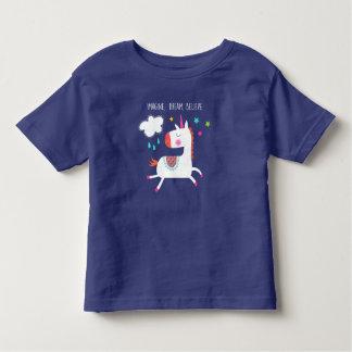 Leuke eenhoorn kinder shirts