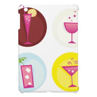 Leuke ethno van cocktails iPad mini hoesje