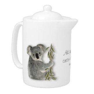 Leuke Gepersonaliseerde Koala