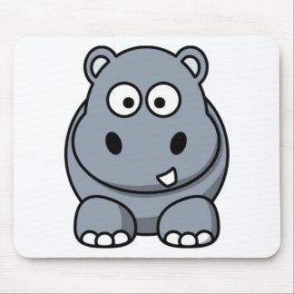 Leuke Grappige Hippo Muismat