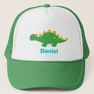 Leuke Groene Dinosaurus Stegosaurus voor Trucker Pet