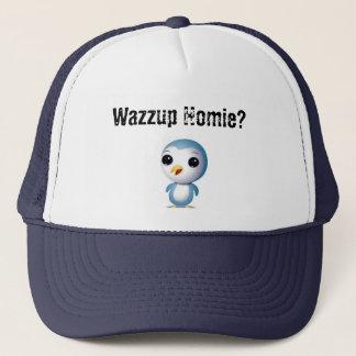 Leuke Homie Pinguïn 2 Trucker Pet
