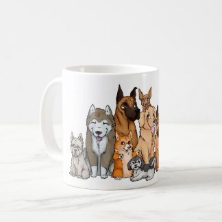 Leuke Hondenrassen Koffiemok