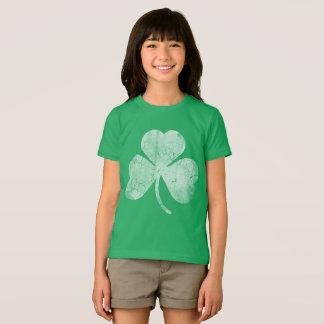 Leuke Ierse St Patrick van de Klaver Dag T Shirt