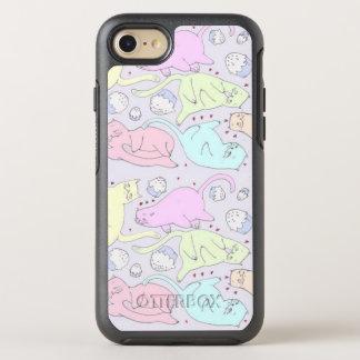 Leuke iPhone 7 van Katjes n Cupcakes Hoesje
