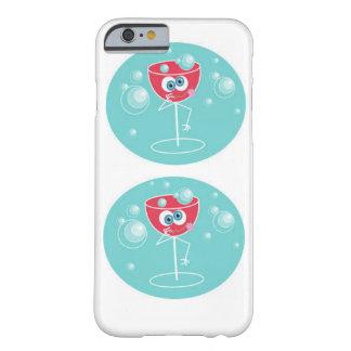 Leuke iPhone van rode wijnbellen 6/6s, nauwelijks Barely There iPhone 6 Hoesje