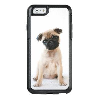 Leuke Jonge Pug Hond OtterBox iPhone 6/6s Hoesje