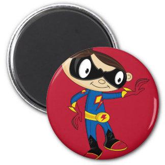 Leuke Jongen Superhero Koelkast Magneetjes