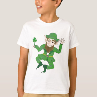 Leuke Kabouter die & voor St Paddys Dag komen gaan T Shirt