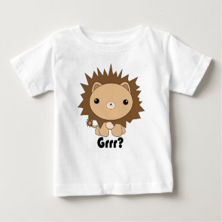 Leuke Kawaii Leeuw Grrr? T-shirt