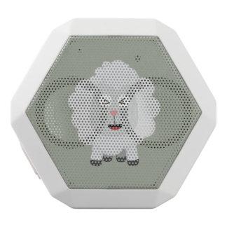 Leuke kawaii Zxu64 van Schapen Witte Bluetooth Speaker