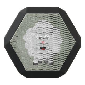 Leuke kawaii Zxu64 van Schapen Zwarte Bluetooth Speaker