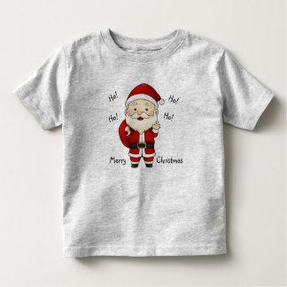 Leuke Kerstman Kinder Shirts