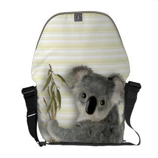 Leuke Koala Messenger Bags