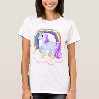 Leuke Magische Eenhoorn met Klantgerichte T Shirt