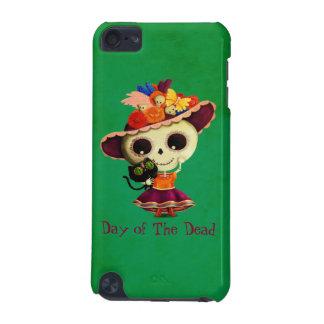 Leuke Mexicaanse Dag van het Dode Meisje iPod Touch 5G Hoesje