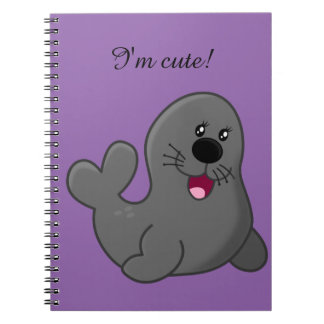 leuke mooie speelse verbinding met paarse notitieboek