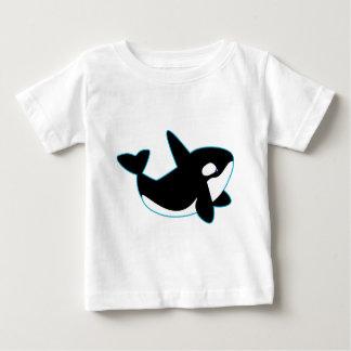 Leuke Orka (Orka) Baby T Shirts