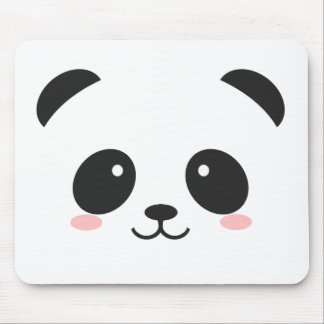 Leuke Panda Smiley Muismat