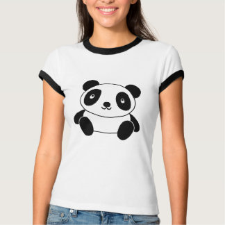 Leuke Panda T Shirt