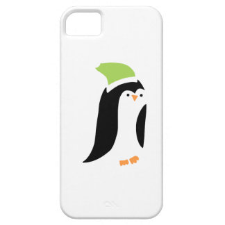 LEUKE PINGUÏN BARELY THERE iPhone 5 HOESJE