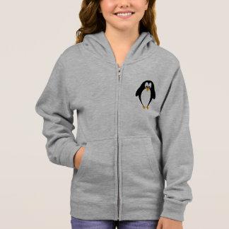 Leuke Pinguïn Hoodie
