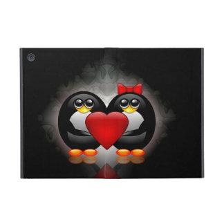 Leuke Pinguïnen iPad Mini Hoesje