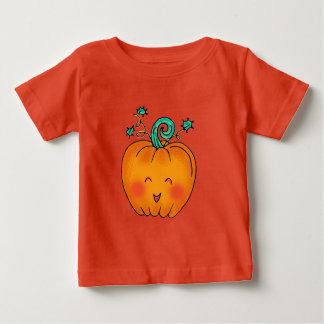 Leuke Pompoen Baby T Shirts