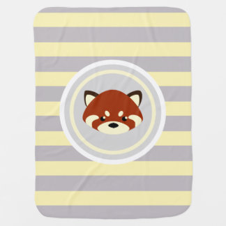 Leuke Rode Panda Inbakerdoek