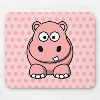 Leuke Roze Hippo Muismat