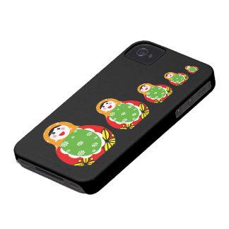 leuke Russische het nestelen pop iPhone 4 Covers