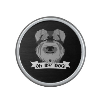 Leuke Schnauzer Oh Mijn Hond Bluetooth Luidspreker