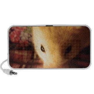 Leuke Syrische Hamster Mp3 Speakers