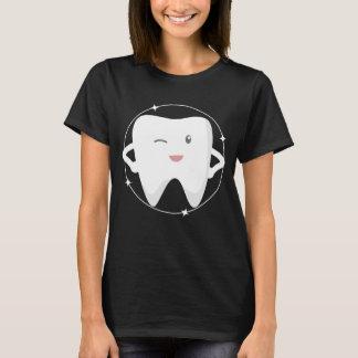 Leuke tand t shirt