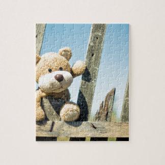 Leuke Teddy Puzzel