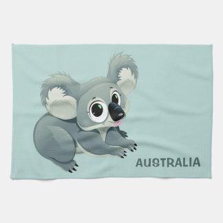 Leuke van de de douanetekst van de Koala de Theedoek