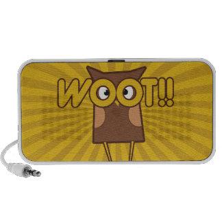 Leuke wootuil reis speaker