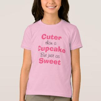 Leuker dan een Cupcake T Shirt