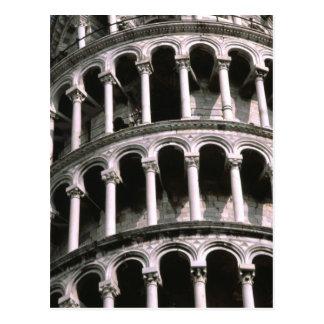 Leunende Toren van Pisa | Briefkaart