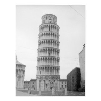 Leunende Toren van Pisa Briefkaart