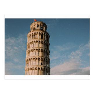 Leunende Toren van Pisa - Italië Briefkaart
