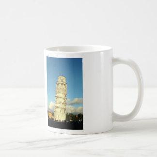Leunende Toren van Pisa Koffiemok