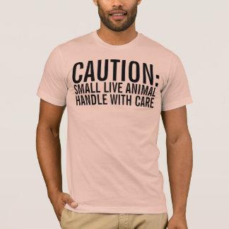 levend dier t shirt