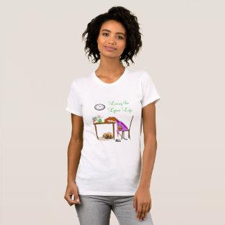 Levend het Overhemd van de Voorlichting van de T Shirt
