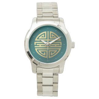 Levensduur   Geweldige Chinees Karakter Horloges