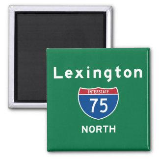 Lexington 75 magneet