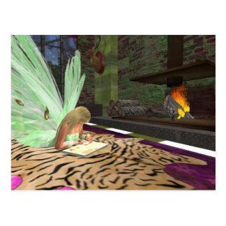 Lezing Fairytales Briefkaart